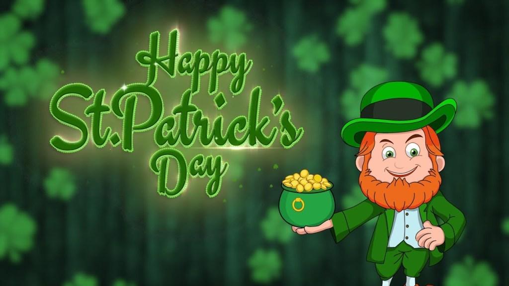 St Patricks Day Kobold