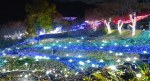 Illumillion : 5 million LED lights at Sagami Resort Pleasure forest
