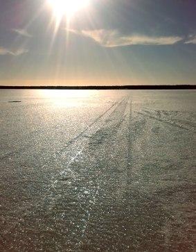 Luleå icetrack (gulf of Botnia)