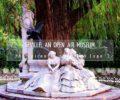 Tour through Maria Luisa park and Plaza de España