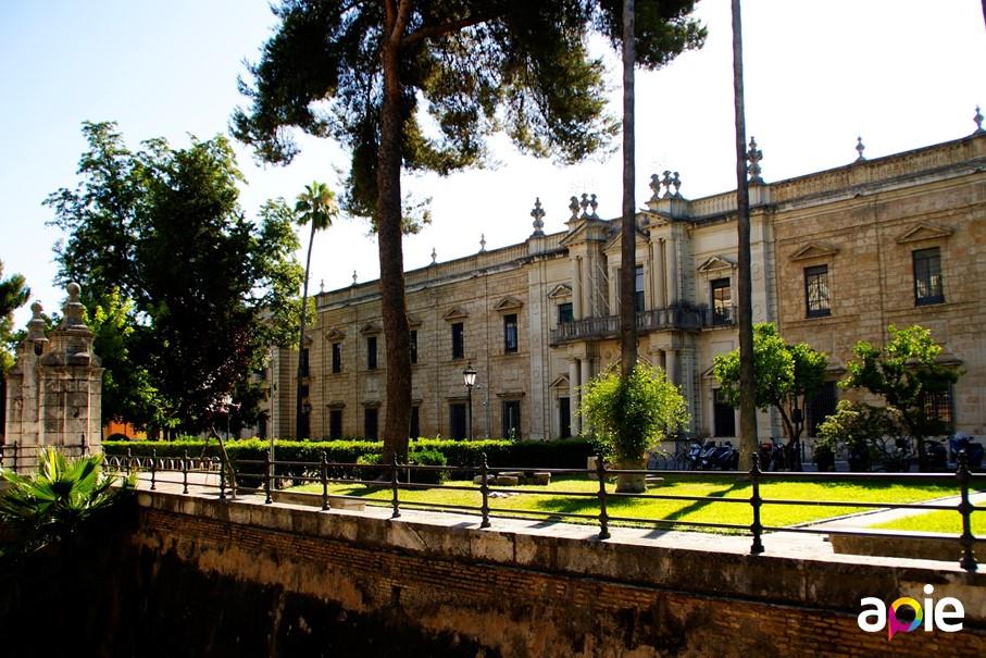 Antigua fábrica de tabacos de Sevilla