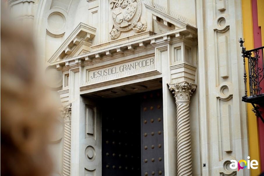 Ruta por los templos de Sevilla, basílica del Gran Poder