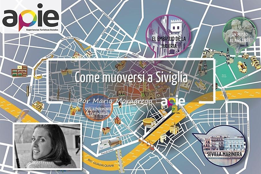 Come muoversi a Siviglia a trasporti pubblico