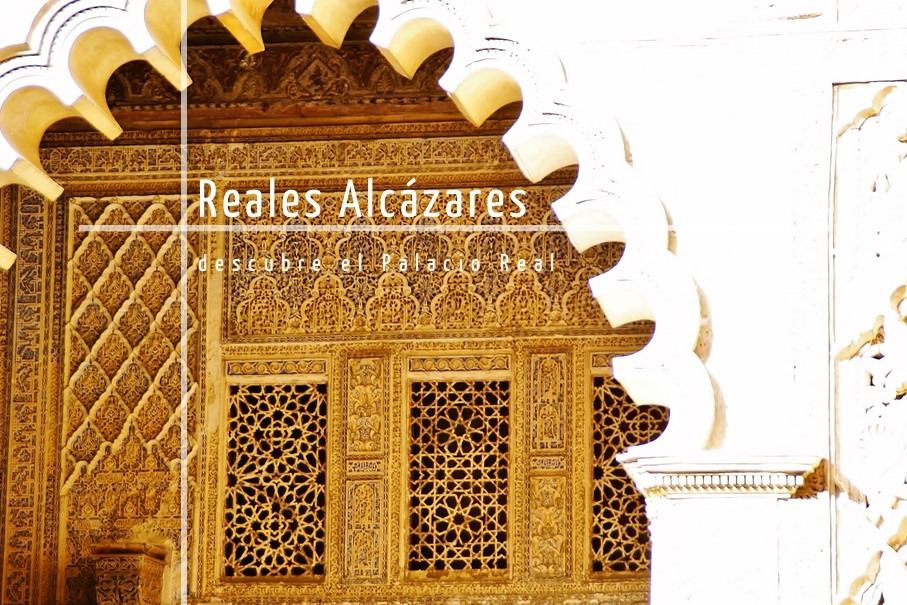 Visitia guiada a los Reales Alcázares de Sevilla