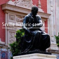 Seville historic centre free tour
