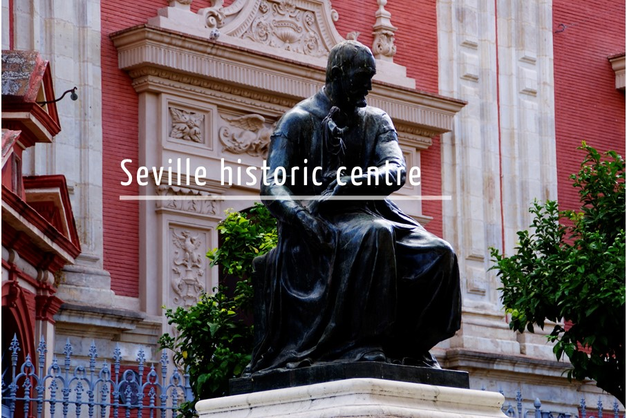 Seville historic centre tour
