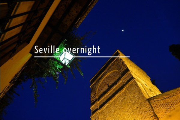 Seville night tour