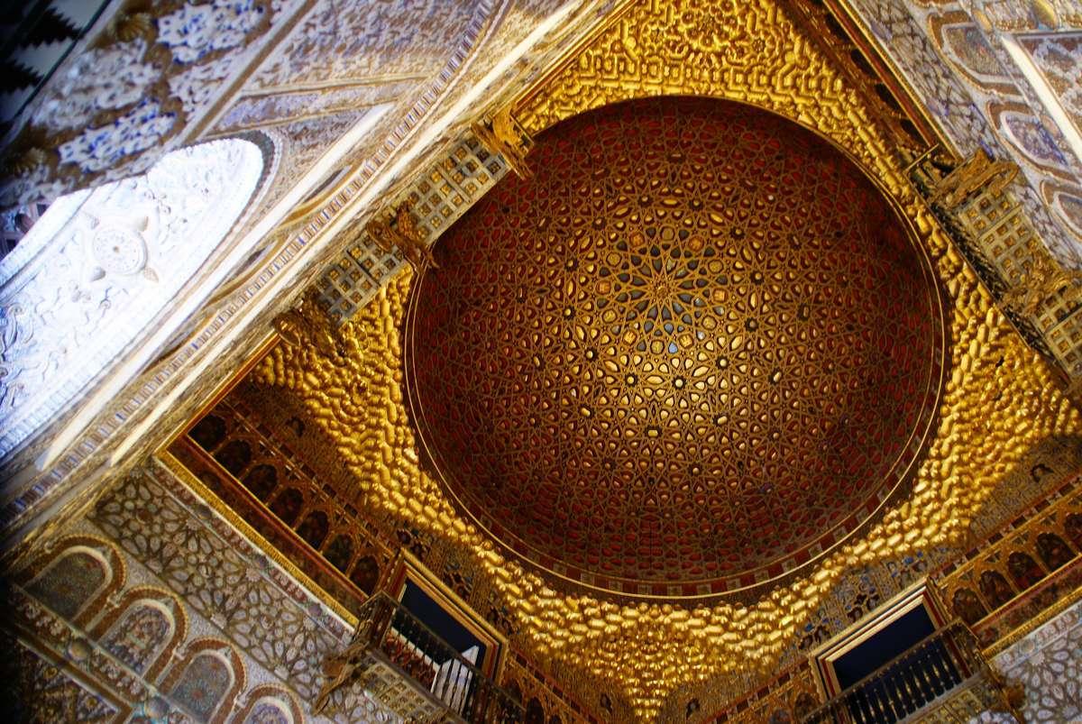 Visita Alcázar de Sevilla