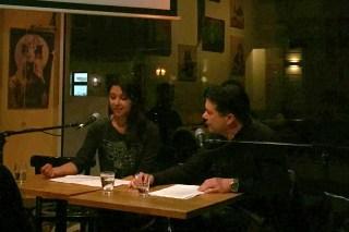 Sulaika Lindemann und Markus Kavka gehen der Berliner #Twitteratur auf den Grund