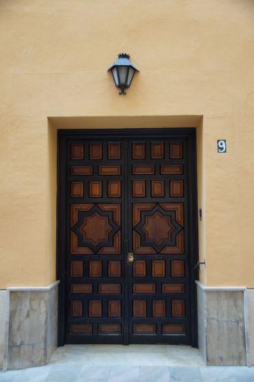 arabisch geprägte Architektur in Andalusien