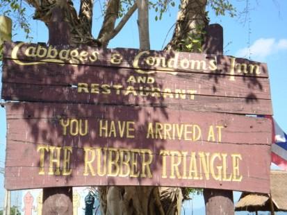 The Rubber Triangle