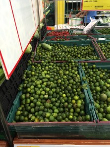 Kalimasas, small and tasty limes