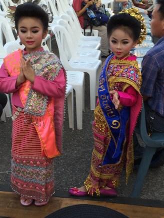 Miss Loy Krathong contest