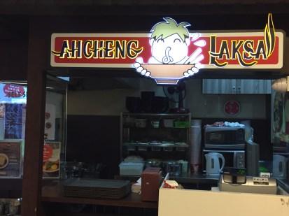 KL's best laksa and nasi lemak