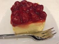 Real cheesecake