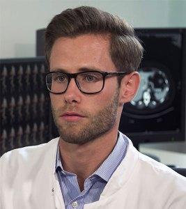 Dr. Moritz H. Albrecht, M.D.