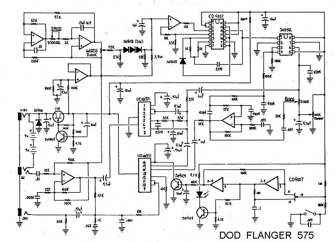 hight resolution of pedale fx56b wiring diagram guitar