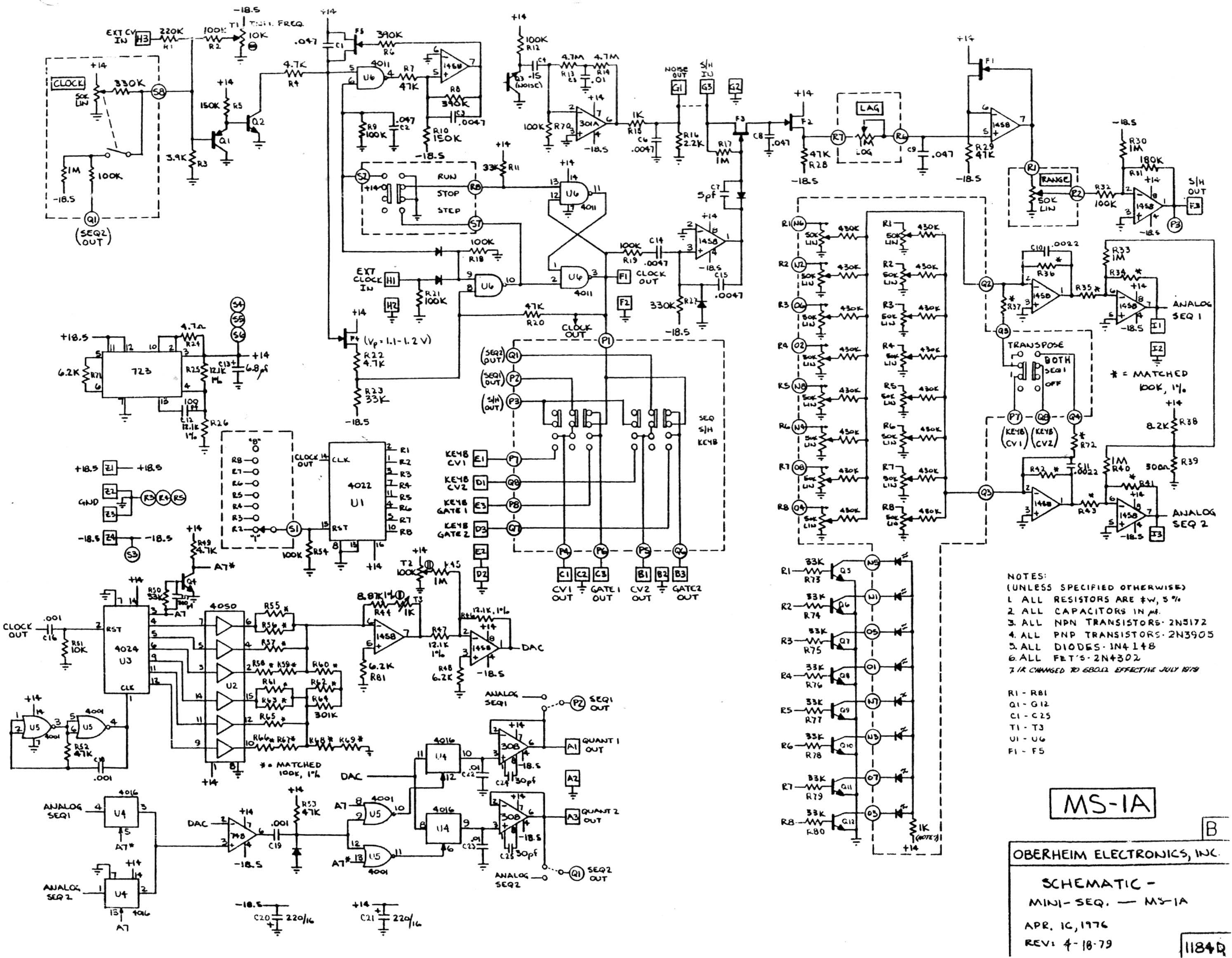 Yamaha G2 Electric Wiring Diagram