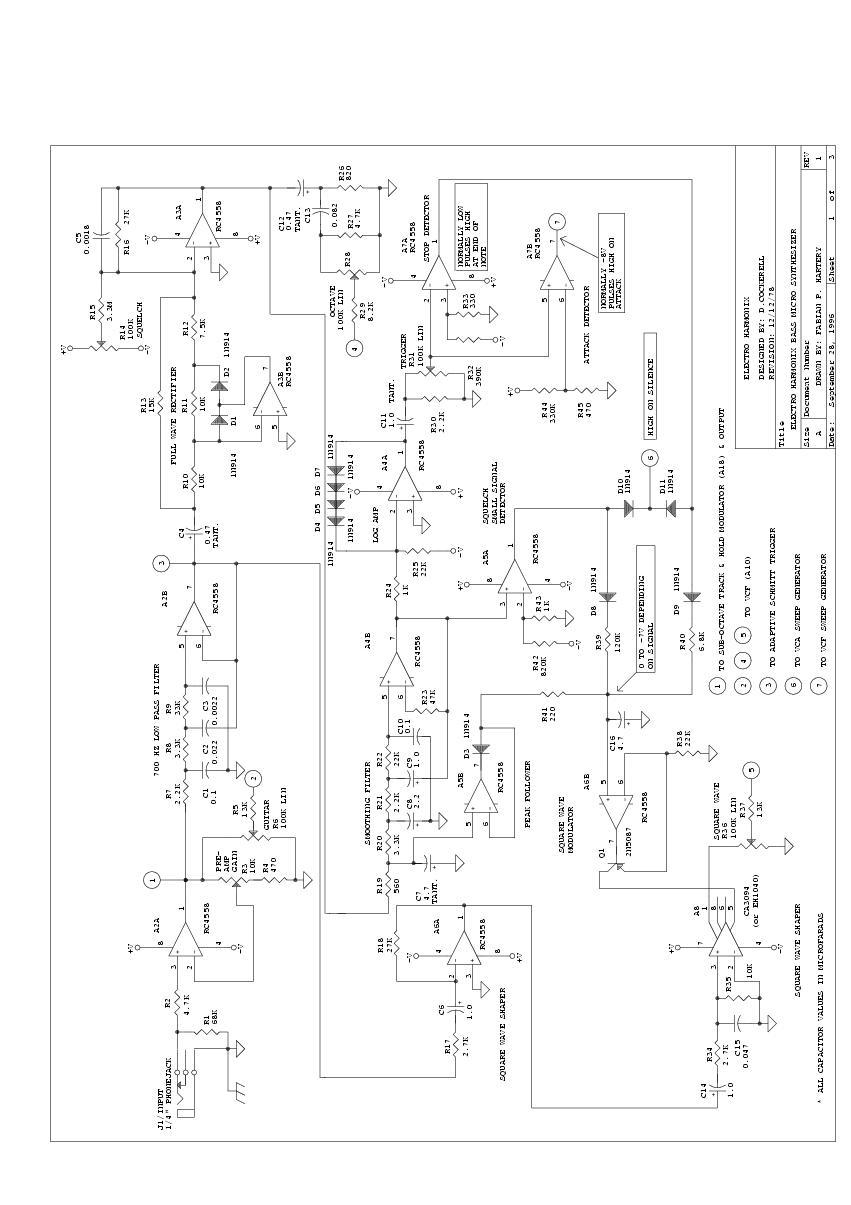 circuit bending guitar pedals