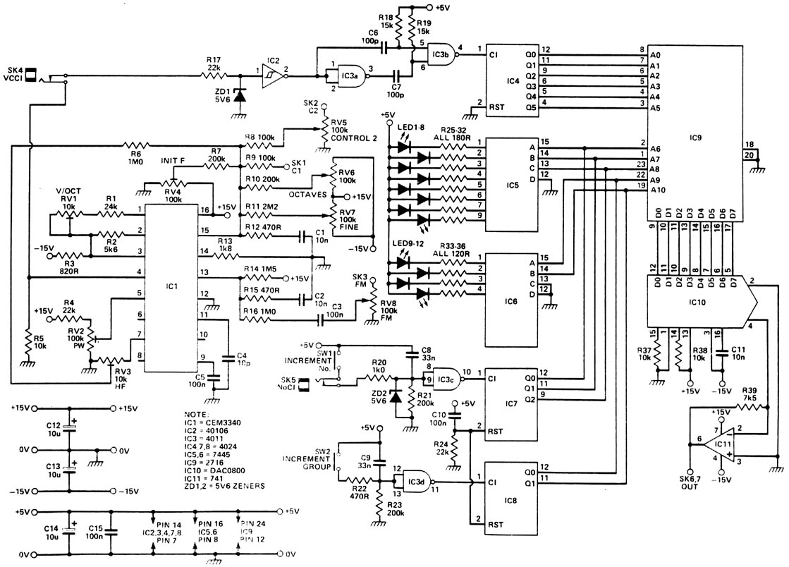 Index Of Diy Schematics Oscillators Lfos And Signal Generators