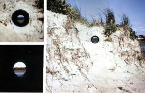 LOOKING AT, AND OVERLOOKING, WOMEN WORKING IN LAND ART IN THE 1970S