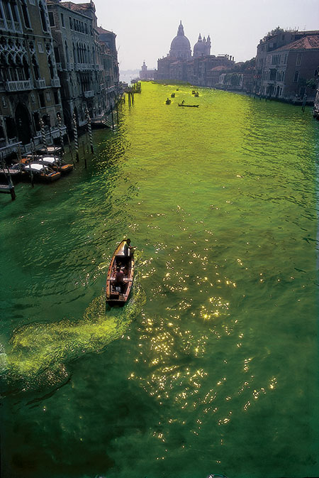 Olafur Eliasson – Green River