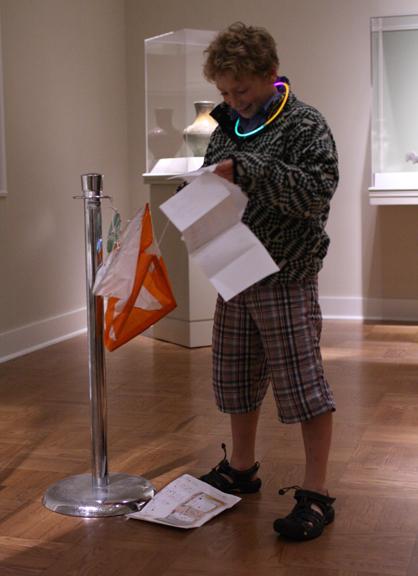 Hannah Jickling and Helen Reed: Portland Orienteering Museum
