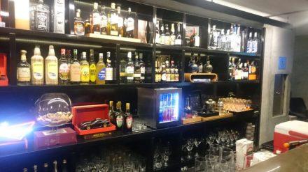 Bar do Estúdio Becca - Foto: ExperiMenteSP
