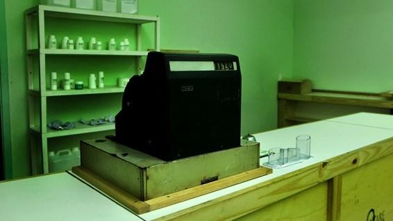 Sala O Laboratório do Dr. Mortare - Foto: Divulgação