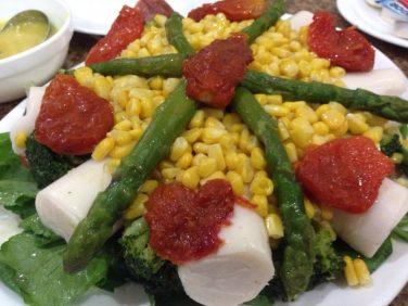 Salada Foto: ExperiMenteSP