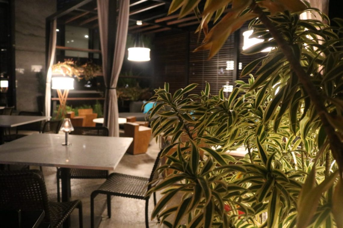 Ambiente do Happy Hour Foto: ExperiMenteSP