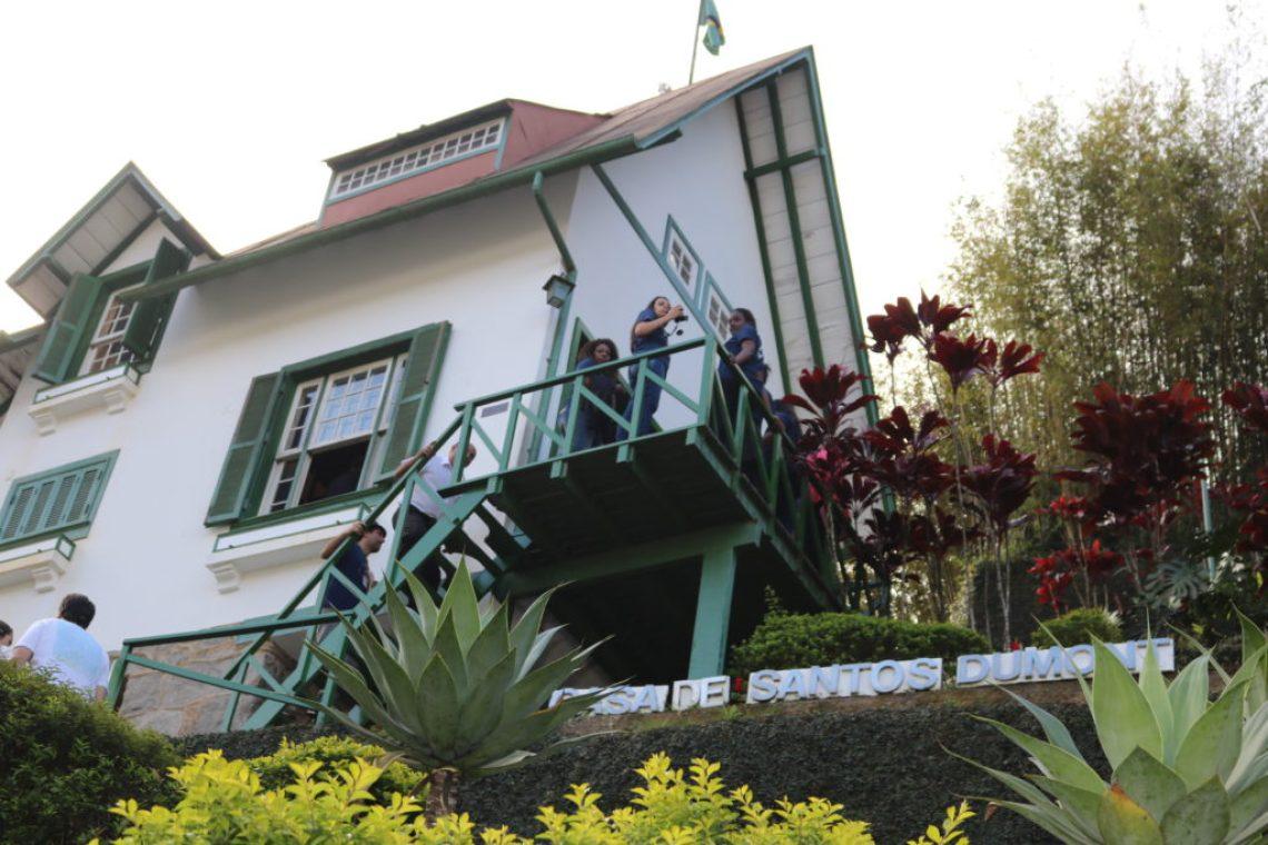 Museu Casa santos Dumont Foto: ExperiMenteSP
