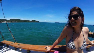Passeio de barco - Foto: ExperiMenteSP