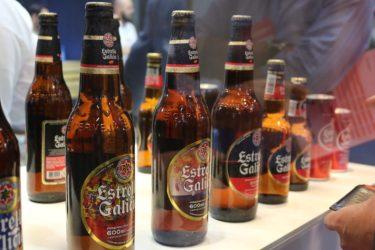 Cervejas da Estrella Galicia - Foto: ExperimenteSP