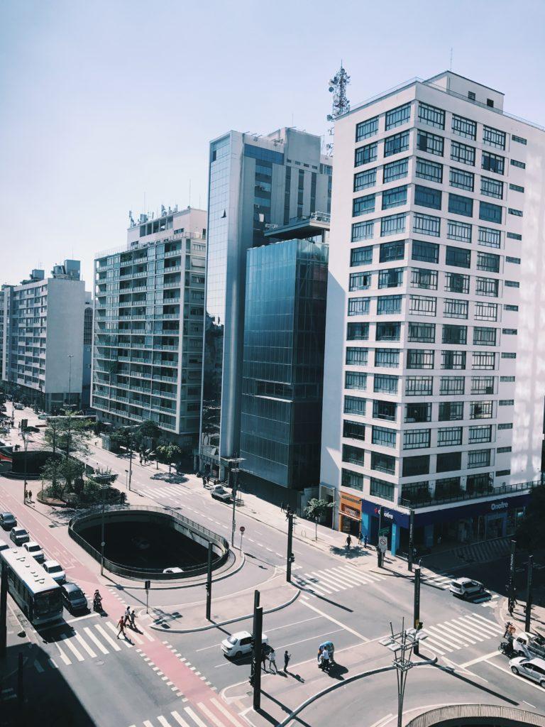 Fim de semana na Avenida Paulista