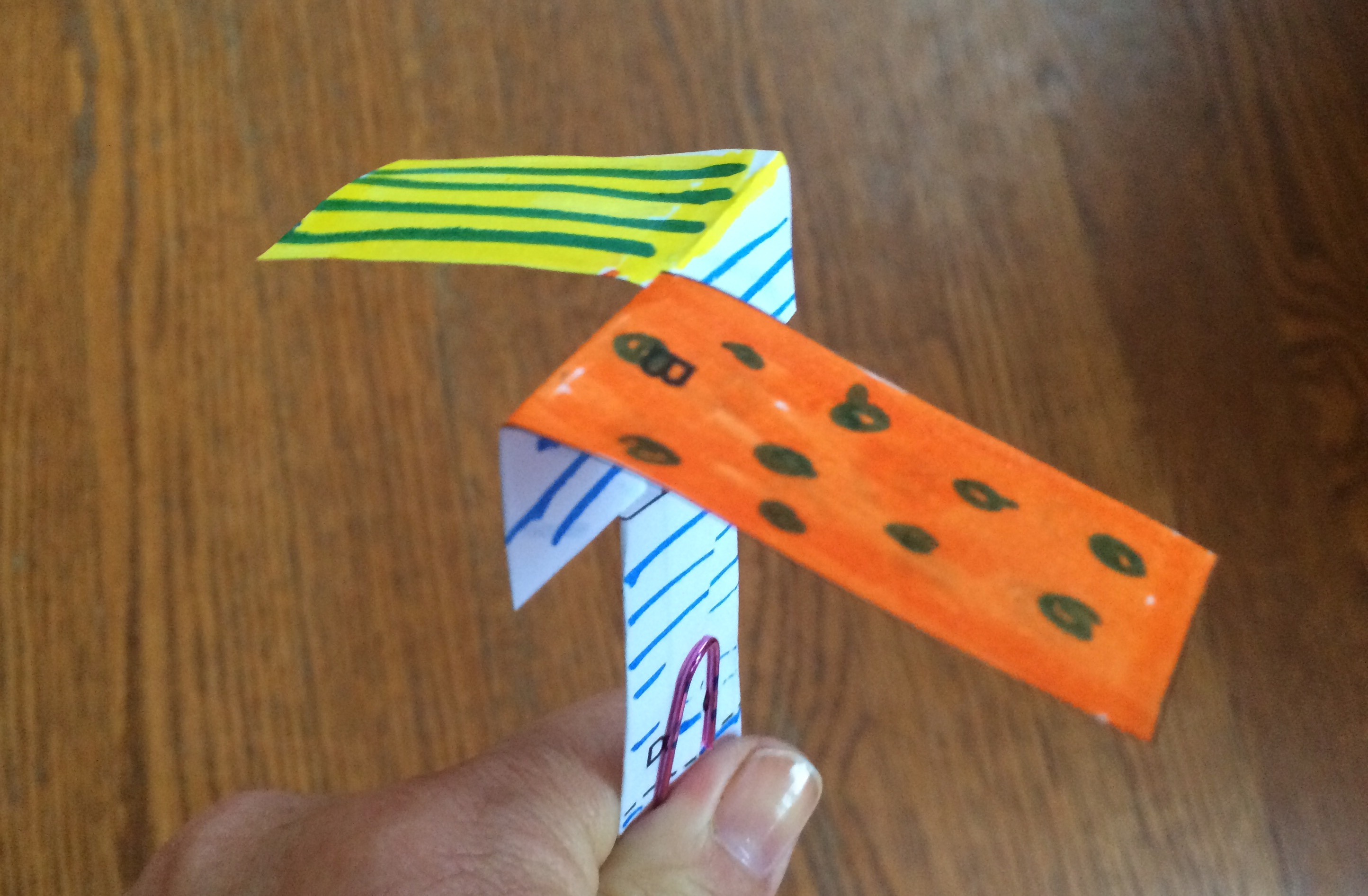 Make A Paper Helicopter Experiment Exchange