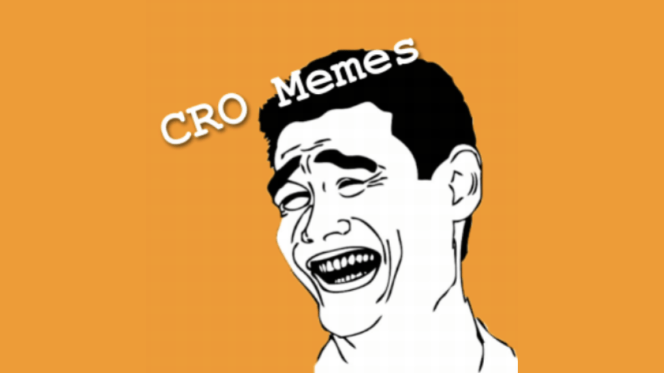 Experiment Nation chats with the folks behind CRO Memes