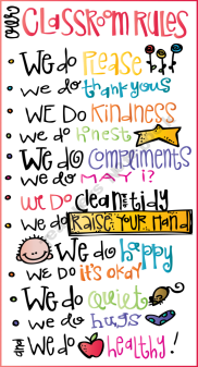 class rules 5