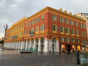 Palatial Buildings
