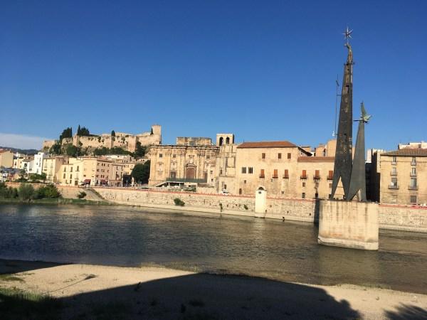 Tortosa river Ebro