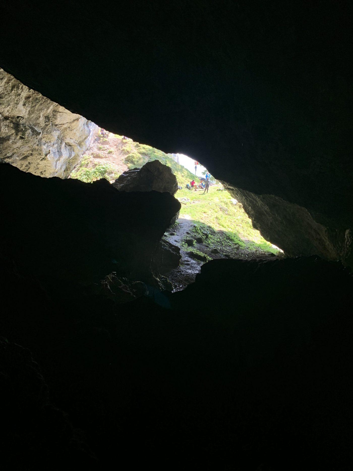 cave remnants