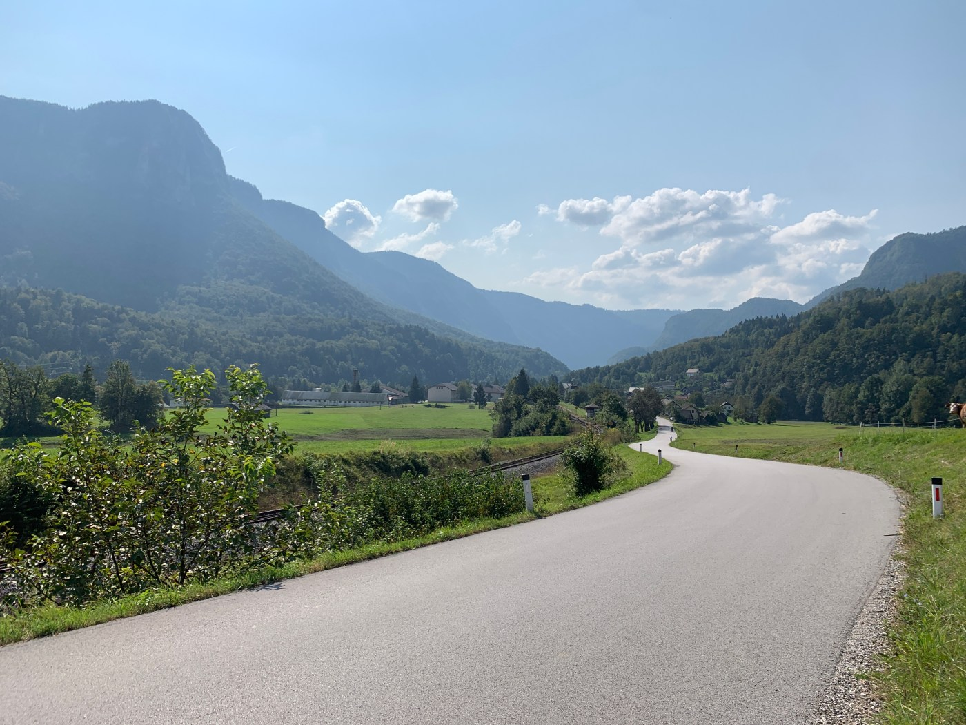 Bled-Bohinj by bike