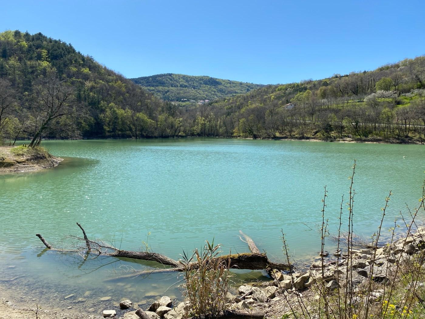 Vanganel lake