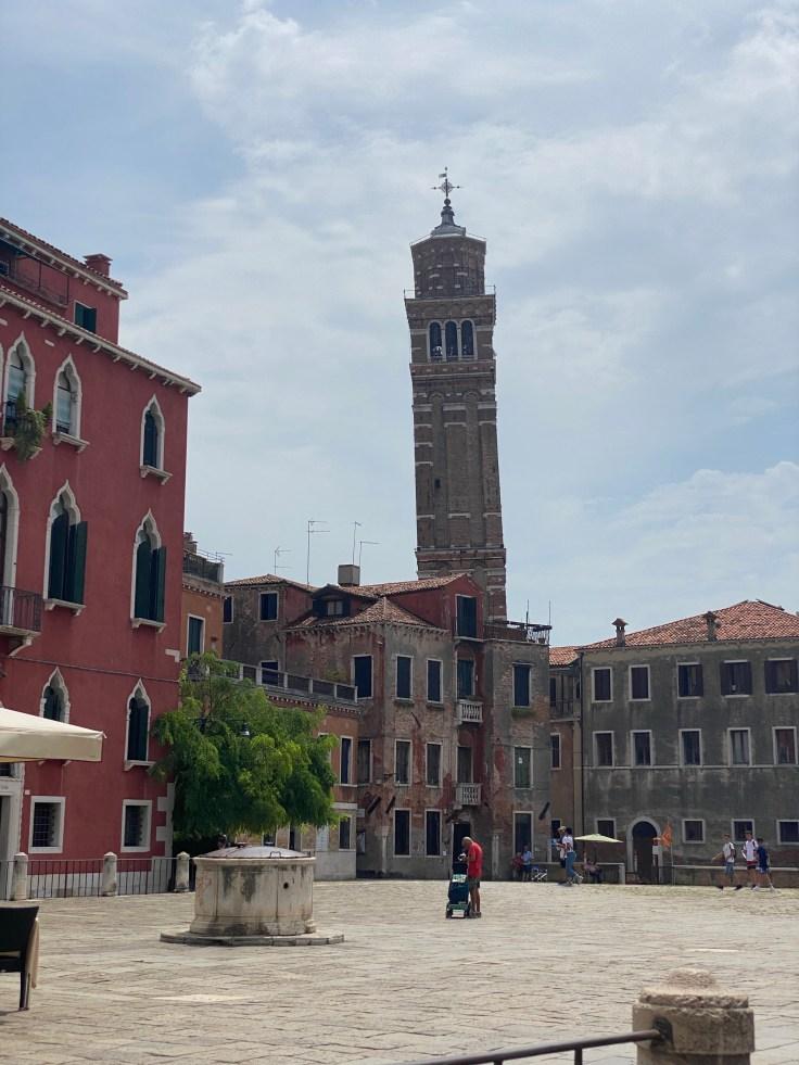 Campanile of Santo Stefano