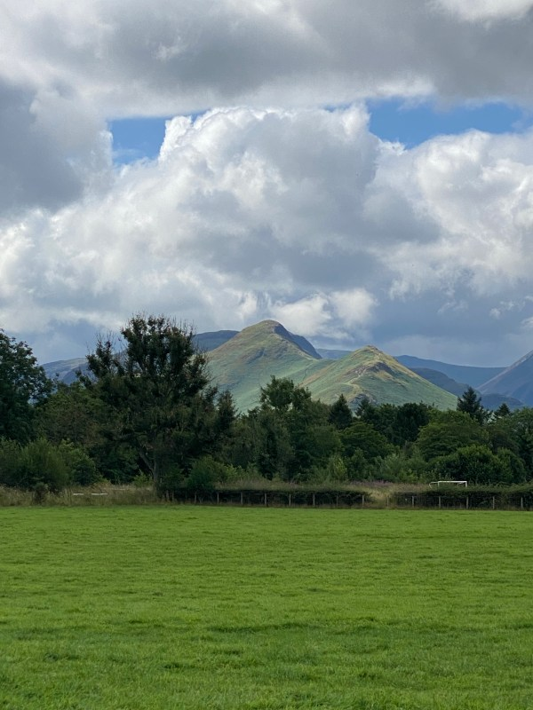 Catbells fell from Portinscale