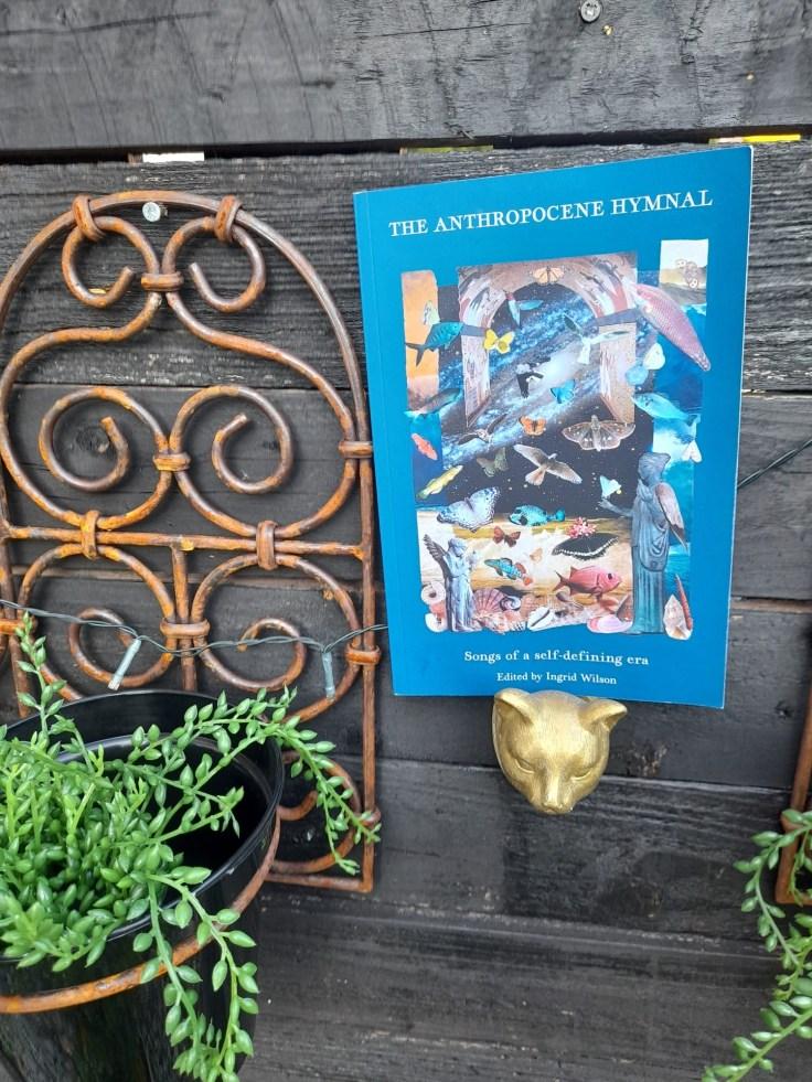 Book in the garden