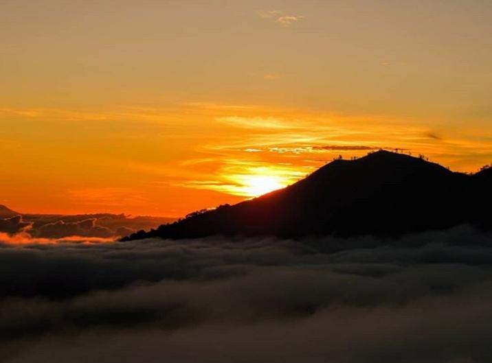 bali trekking au mont batur au lever du soleil avec petit dejeuner au sommet