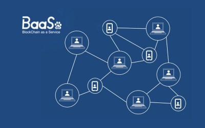 What is Blockchain as a Service (BaaS) and It's SaaS Application