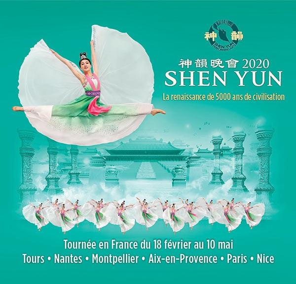 SHEN YUN en tournée en france