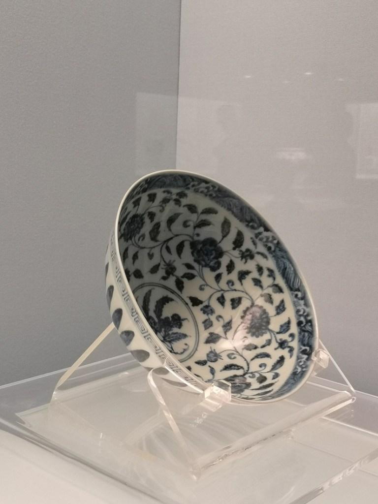 Porcelaine chinoise de la dynastie Yongle